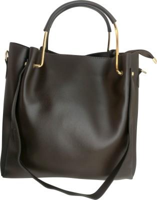 Divya Craft Women Black Messenger Bag