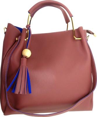 Divya Craft Women Maroon Messenger Bag