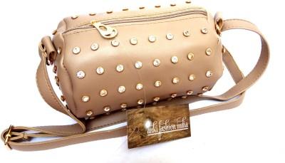 anki fashion Brown Sling Bag