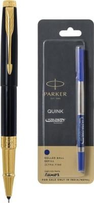 Parker Aster Laque Balck GT Roller Ball Pen