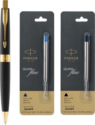 Parker Black GT Ball Pen(Pack of 3)