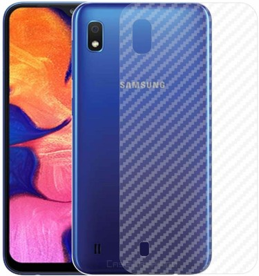 S-Design Back Screen Guard for Samsung Galaxy A10(Pack of 1)