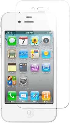 StyleMyBot Tempered Glass Guard for Apple iPhone 4s(Pack of 1)