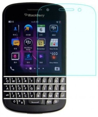 MYUZ Impossible Screen Guard for BlackBerry Q10(Pack of 1)
