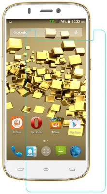 Digi Decor Impossible Screen Guard for Micromax Canvas Gold A300(Pack of 1)