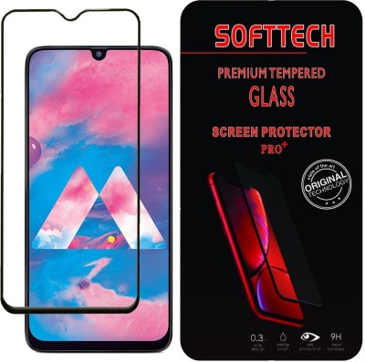 SoftTech Tempered Glass Guard for Samsung Galaxy A30, Samsung Galaxy A50, Samsung Galaxy M30, Samsung Galaxy A20(Pack of 1)
