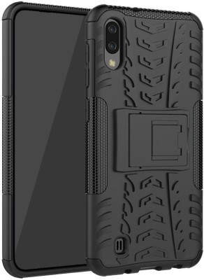 Wellpoint Back Cover for Samsung Galaxy M10, Plain Case(Black, Grip Case)