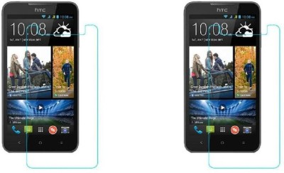 ROBMOB Impossible Screen Guard for HTC DESIRE 516C(Pack of 2)