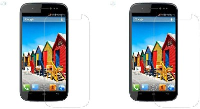 ROBMOB Impossible Screen Guard for MICROMAX CANVAS 2.2 A114(Pack of 2)