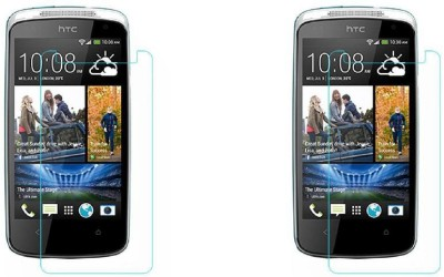 ROBMOB Impossible Screen Guard for HTC DESIRE 500(Pack of 2)