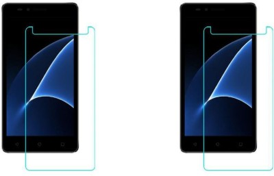 ROBMOB Impossible Screen Guard for KARBONN AURA 4G(Pack of 2)