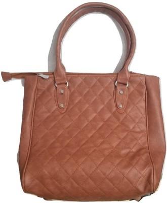 Fine 'N' Quality Orange Shoulder Bag