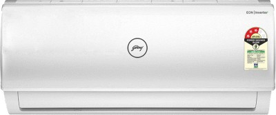 View Godrej 1 Ton 3 Star Split Inverter AC  - White(GIC 12FTC3-WSA, Copper Condenser) Price Online(Godrej)