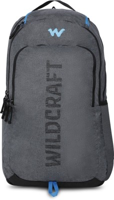 Wildcraft Spacy_Mel 30 L Backpack(Grey)