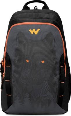 Wildcraft Daredevil 43 L Laptop Backpack(Blue, Black)