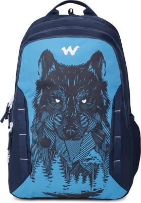 Wildcraft Daredevil 43 L Laptop Backpack(Grey, Black)