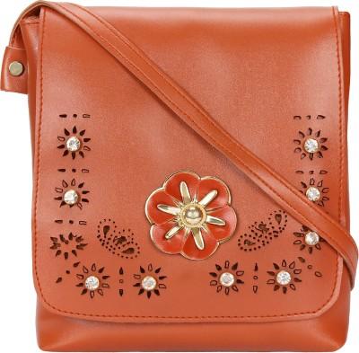 Ligabba Orange Sling Bag