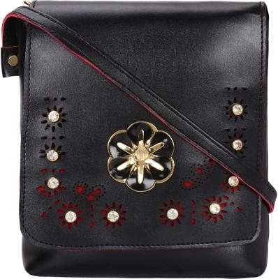Ligabba Black Sling Bag