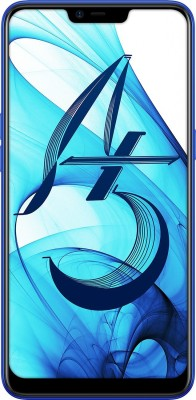 OPPO A5 (Diamond Blue, 64 GB)(4 GB RAM)  Mobile (Oppo)