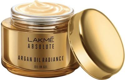 Lakme Absolute Argan Oil Radiance Oil-In Gel(50 g)