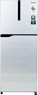 Image of Panasonic 268L Frost Free Double Door Refrigerator which is best refrigerator under 20000