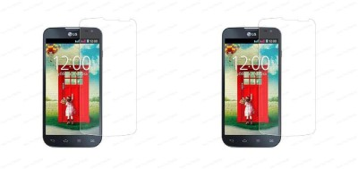Zootkart Impossible Screen Guard for LG L90 D410 DUAL(Pack of 2)