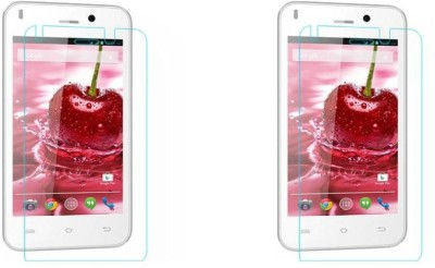 Phonicz Retails Impossible Screen Guard for Lava Iris X1 Mini(Pack of 2)