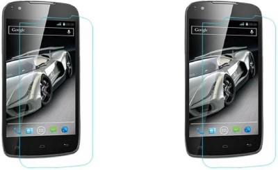 MYUZ Impossible Screen Guard for XOLO A700S(Pack of 2)