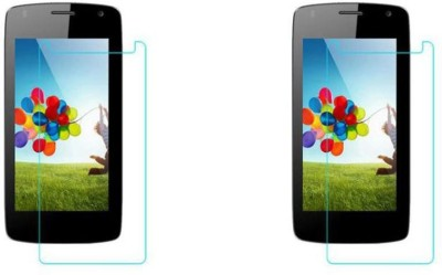COZR Impossible Screen Guard for MICROMAX CANVAS BEAT A114R(Pack of 2)