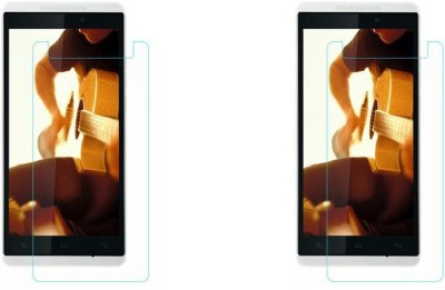COZR Impossible Screen Guard for GIONEE GPAD G4(Pack of 2)