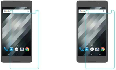 Phonicz Retails Impossible Screen Guard for YU Yureka S(Pack of 2)