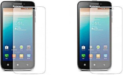 MudShi Tempered Glass Guard for Lenovo S650(Pack of 2)