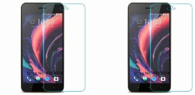 MYUZ Impossible Screen Guard for HTC DESIRE 10 PRO(Pack of 2)