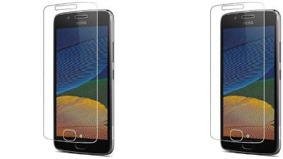 Zootkart Tempered Glass Guard for Motorola Moto G5s(Pack of 2)