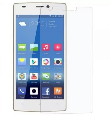 Swastik Enterprisess Tempered Glass Guard for GioneePioneerP2