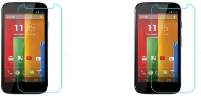 Phonicz Retails Impossible Screen Guard for Motorola Moto G (2nd Generation)(Pack of 2)