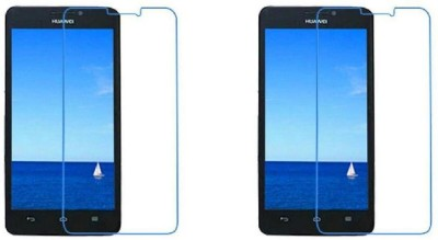 COZR Impossible Screen Guard for HUAWEI ASCEND G730(Pack of 2)