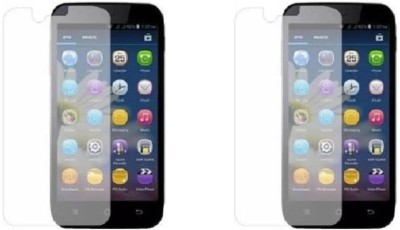 ROBMOB Impossible Screen Guard for KARBONN TITANIUM S2 PLUS(Pack of 2)