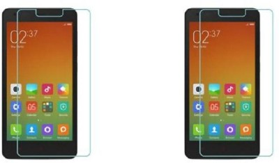 ROBMOB Impossible Screen Guard for LAVA IRIS X1 ATOM S(Pack of 2)