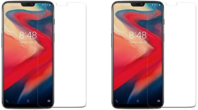 MYUZ Impossible Screen Guard for Gionee Marathon M5 Plus(Pack of 2)