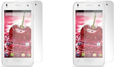 ROBMOB Impossible Screen Guard for LAVA IRIS X1 ATOM(Pack of 2)