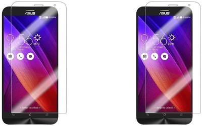 ROBMOB Impossible Screen Guard for ASUS ZENFONE 2 LASER ZE601KL(Pack of 2)