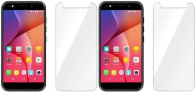 COZR Impossible Screen Guard for MICROMAX SELFIE 3 E460(Pack of 2)