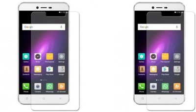 Phonicz Retails Impossible Screen Guard for Gionee P7jpg(Pack of 2)