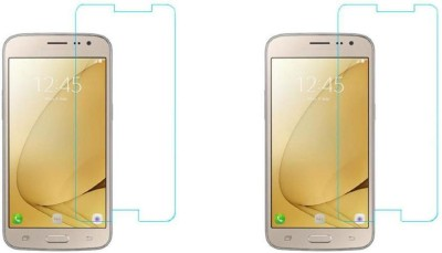COZR Impossible Screen Guard for KARBONN TITANIUM S19(Pack of 2)