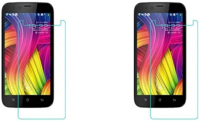 MudShi Impossible Screen Guard for Karbonn S15 plus(Pack of 2)