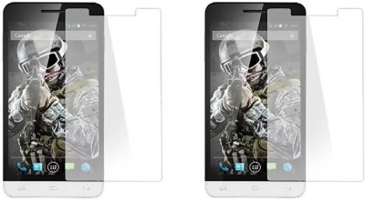 MYUZ Impossible Screen Guard for XOLO PLAY 8X 1100(Pack of 2)