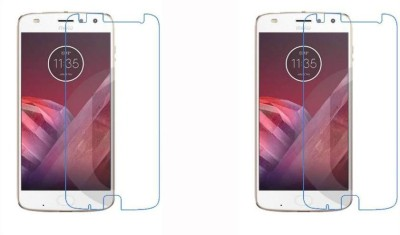 ROBMOB Impossible Screen Guard for MOTOROLA MOTO Z2 PLAY(Pack of 2)