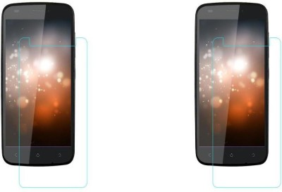 MudShi Impossible Screen Guard for Gionee CTRL V5(Pack of 2)