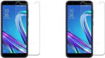 MudShi Impossible Screen Guard for Asus ZenFone Max M1(Pack of 2)